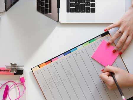A Planner To Take Away the Burden
