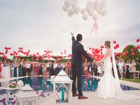 5 Tips for a Stress-Free Wedding Day