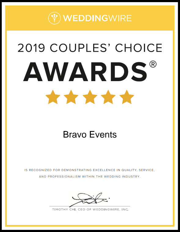 Bravo Events Couples Choice Awards 2019